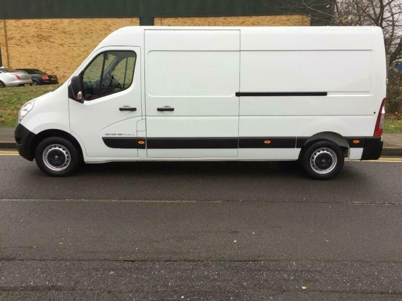 64b5e96c85 2015 Renault Master 2.3 dCi Energy LM35 Business Medium Roof Van FWD ...