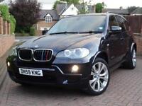 2009 59 BMW X5 3.0TD (286 bhp) auto xDrive35d M Sport..VERY HIGH SPEC !!