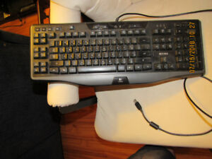 Gaming Keyboard - LOGITECH