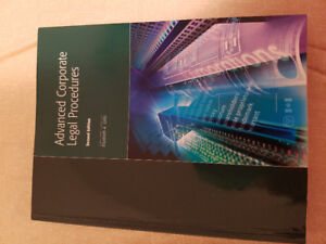 Advanced Corporate Legal Procedures, 2nd Edition