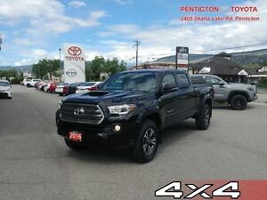 2016 Toyota Tacoma TRD Sport  - TOUCH SCREEN -  NAVIGATION -  BL