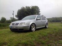 VW BORA rare 150bhp sport tdi (not Jetta, golf,Leon)