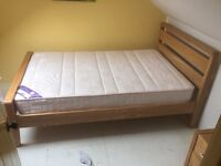 Hip Hop Small Double Bed, Mattress and Drawers