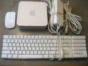 Apple Mac Mini A1176 Intel Core Duo 1.83 GHz / 2GB/ 80GB