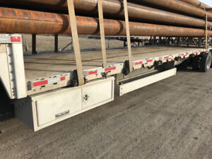 2015 load king combo step deck on sale