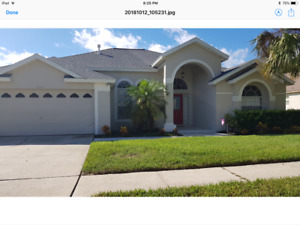 Beautiful Canadian owned home 9 miles from Disney