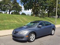 2009 MAZDA 6 , AUTOMATIQUE ,TOIT OUVRANT, 4 CYLINDRE , MAGS