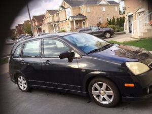 2006 Suzuki Aerio SX Premium Hatchback