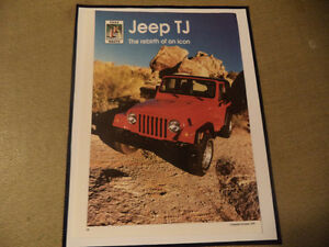OLD CLASSIC CAR JEEP ADS Windsor Region Ontario image 6