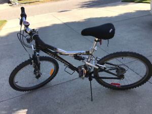 Used Infinity Mountain Bike - Good Condition