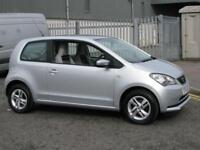 SEAT MII SE 2014 Petrol Automatic in Silver