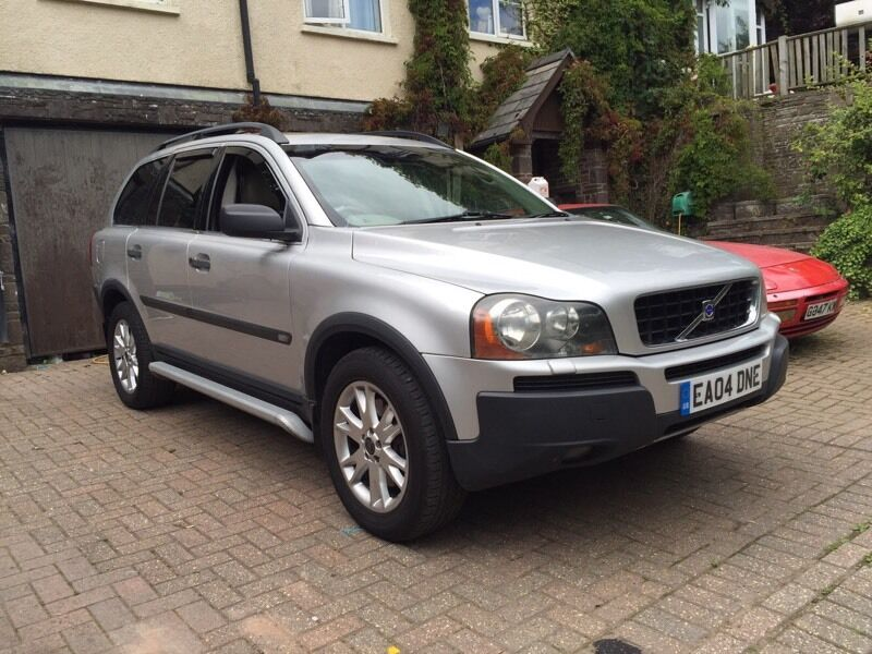 volvo xc90 d5 awd 2004 in brecon powys gumtree. Black Bedroom Furniture Sets. Home Design Ideas