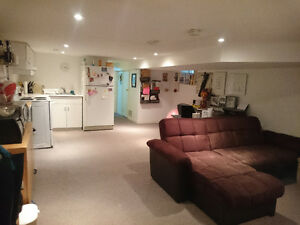 Great basement apartment for rent - Sept 1st