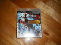 Uncharted 2 Among Thieves Playstation 3 Complet