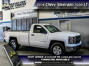 2014 Chevrolet Silverado 1500 LT   - $217.88 B/W - Low Mileage
