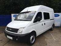 2009 LDV Maxus 2.5 95 3.5T LWB Diesel Van