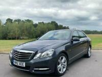 2012 Mercedes-Benz E Class E350 CDI BLUEEFFICIENCY S/S AVANTGARDE Auto Saloon Di