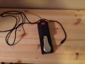 CLAVIA NORD SUSTAIN PEDAL FOR KEYBOARDS/PIANO FOR SALE
