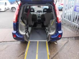 Wheelchair Accessible Nissan X-Trail 2.2dCi