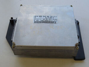 Mercedes-Benz ML Class 1998-2002 Engine Control Unit 0255458632