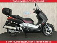 YAMAHA X-MAX 125 YP125R XMAX 12 MONTH MOT VERY CLEAN 2009 09