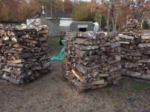 2 cord hardwood and 1 cord softwood just past upper Sackville