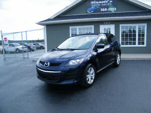 2011 Mazda CX-7 AWD 91,000 KM LOADED AND INSPECTED