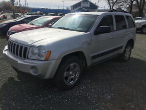 2005 JEEP GRANDCHEROKEE FULLY LOADED