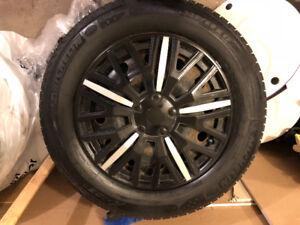 Pneus d'hiver Michelin X-Ice Xi3 Winter Tires 225/60R17