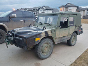 Bombardier Iltis Insured and Registered in Alberta