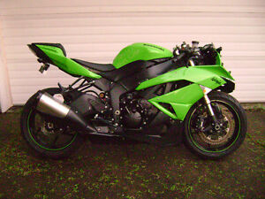 2009 Kawasaki Ninja ZX6R Engine For Sale $1099 09