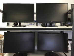 "SHERWOOD PARK 19"" 20"" 22"" 24"" LCD MONITOR FOR SALE"