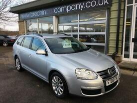 Volkswagen Golf 2.0TDI DPF DSG SE ESTATE - FINANCE AVAILABLE