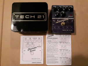 For Sale Tech 21 NYC Livepool Pedal