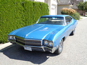 Beautiful 1969 Buick Skylark