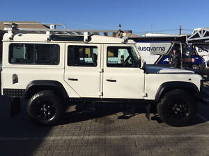 1997 Land Rover Defender Wagon
