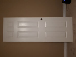 Textured 6 Panel Interior Door W 28 inch H78