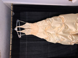 Belle prom gown worn once
