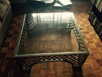 Beautiful designer coffee table