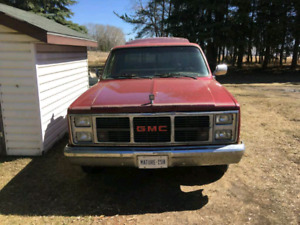 1985 Gmc pick up