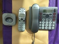 Telephone Amplified for louder output