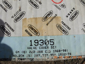 GM valve cover set 262- 400 CID 1960-98 - $20