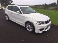 2008 BMW 118d edition FULL SERVICE HISTORY..LONG MOT £30 TAX
