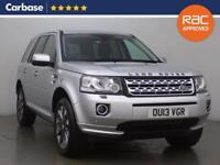 2013 LAND ROVER FREELANDER 2.2 SD4 HSE LUX 5dr Auto SUV 5 Seats