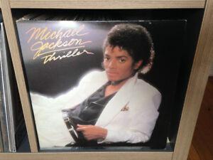 MICHAEL JACKSON Thriller VINYL LP