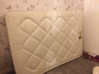 FREE Double mattress MUST COLLECT