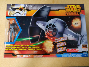 Star Wars Rebels The Inquisitor's TIE Advanced Prototype