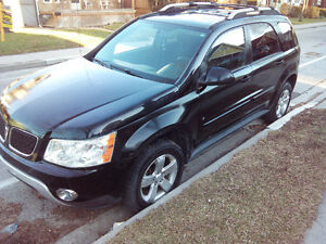 2006 Black Pontiac Torrent 4WD