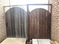 Fence Restorating & Protecting