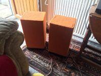 Vintage KEF Speakers
